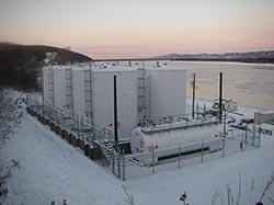 Ruby Bulk Fuel Facility